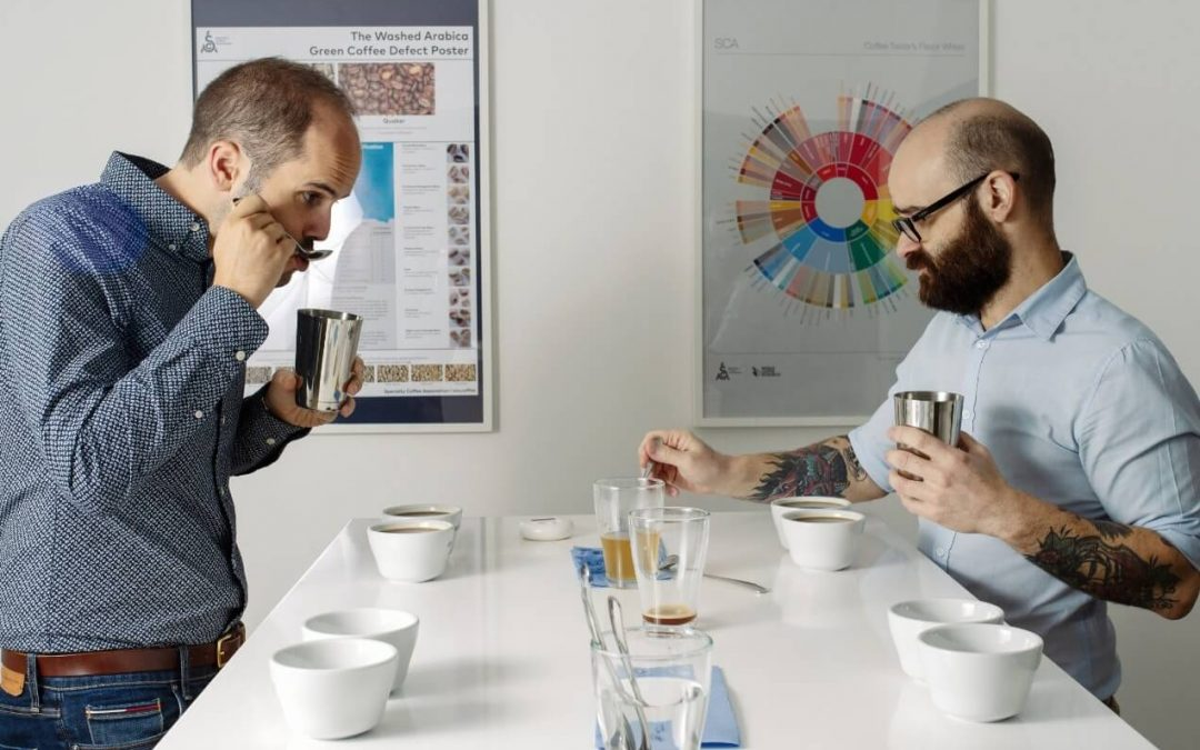 Coffee Consultants from abcoffee